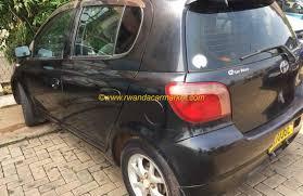 Rwanda Car Market » Toyota Yaris '2000