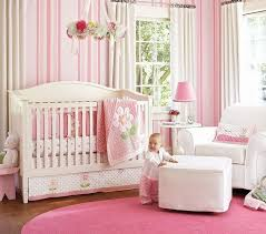 baby girl nursery furniture. pink bedding for pretty baby girl nursery furniture