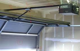 genie garage door chain stuck doors remarkable installing opener