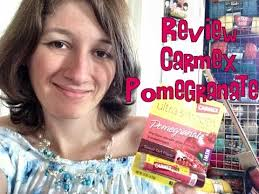Review - <b>Carmex Pomegranate</b> Lip Balm - YouTube