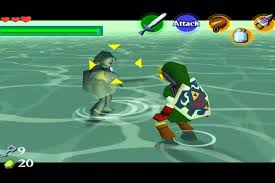 dark link is one of the hardest fights in the legend of zelda ocarina of time and he s not even a proper boss he s a mini boss more like it