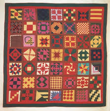 Robert Shaw, Sampler Quilts & The sampler quilt, a block-style quilt made up of non-repeating pieced  and/or applique patterns, holds an important place in the history of  American ... Adamdwight.com