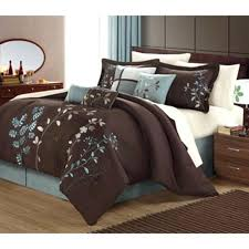 fascinating teal and brown quilt luxury bedding sets modern comforter set queen king teal blue brown chocolate teal and brown quilt covers