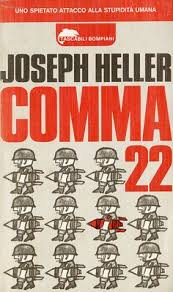 italian edition of catch 22 published by bompiani in 1980 book cover
