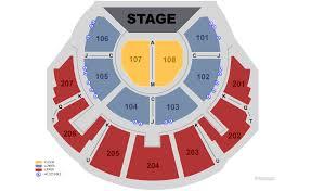 Beau Rivage Seating Chart 45 Faithful Beau Rivage Theater Seating Chart
