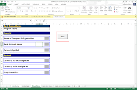 excel reconciliation template download bank reconciliation program 2 02