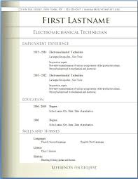 Resume Templates Best Cool Best 28 Word Resume Template Resume Templates For Word Ms Word