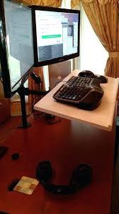 diy sit stand desk standing full shot a sit stand diy sit stand desk converter
