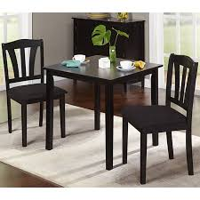 metropolitan 3 piece dining set multiple finishes piece dining set m73