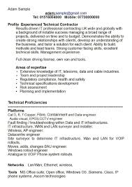 List Of Skills And Competencies For Resume Resume For Study