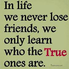 Friends Quotes Classy True Friends Quotes Never Lose Friends Learn It Best Friendship Quotes