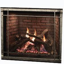empire rushmore truflame direct vent clean face gas fireplace