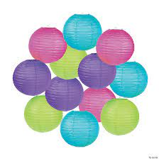 Simply place sprigs of fresh rosemary, thyme or other fresh herbs on your rocks for a deliciously smoky spin on a. Bright Hanging Paper Lanterns Oriental Trading