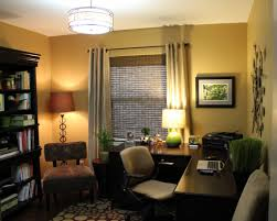 decorating a small office. Delighful Office Beautiful Small Bedroom Office Decorating Ideas With Space  Intended Decorating A Small Office W