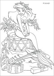 Mermaid Coloring Sheets Prince Coloring Pages The Little Mermaid