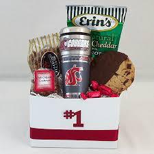 161e snack gift basket with washington