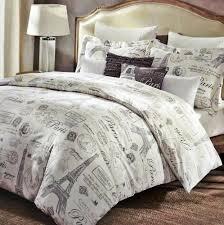 creative design tip paris eiffel tower bedding theme princess bedding sets style