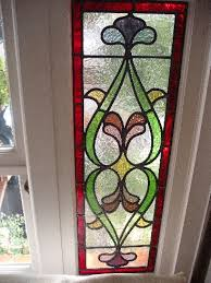 edwardian stained glass ed117