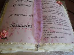 First Communion Cake Ideas For Girls 4923 First Communion
