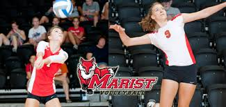 Career Highs Propel Volleyball To 3-2 Win At Saint Peter's - Marist College  Athletics