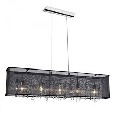furniture alluring rectangular pendant chandelier 21 dai 85303a44115 tlo 1 260 rectangular pendant chandelier fabric