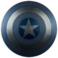 Marvel Captain America Stealth Shield Prop Replica by EFX Co ...