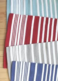 blue stripe rug harbor cotton and yellow striped rugby shirts