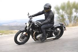 2017 triumph bobber video overview spanish roads american style
