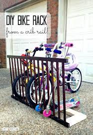 garage bike storage ideas bikes racks to keep your ride steady and safe garage bike storage ideas bike rack crib rail garage bike rack ideas garage bike