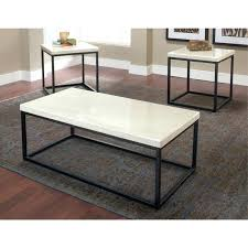 side tables side table set of 3 view larger coffee table surprising marble coffee table