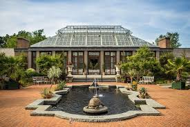 tower hill botanic garden fountain