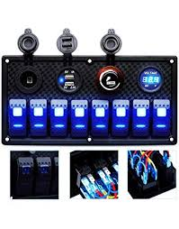 amazon com rocker switches electrical equipment sports outdoors pricefrom