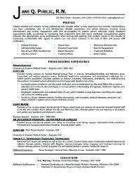 sample resume nurse with experience nursing resumes skill sample photo sample  rn nurse resume no experience