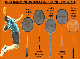 Best Badminton Rackets For 2018 Khelmart Org Its All
