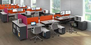 flexible office furniture. Watson Bahn Open Office Design Flexible Furniture T