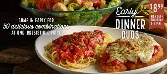 olive garden menu 2 for 25 2015. Plain Garden Come In Early For 50 Delicious Combinations Try Olive Gardenu0027s Early  Dinner Duos Inside Garden Menu 2 For 25 2015 I