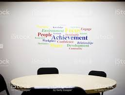 ultimate office google nyc compound. Modren Compound Inspirational Office Pictures Word Wall Art In  Meeting Room Royaltyfree Stock With Ultimate Office Google Nyc Compound