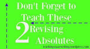 Revising | Teaching STAAR Writing to
