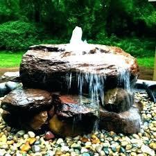 garden water fountains outdoor fountain ideas zen for landscaping design large dallas tx