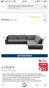 Wohnlandschaft 300x310cm In 91301 Forchheim For 80000 For