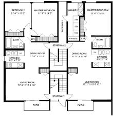 Apartment Building Plans Design Simple Decorating Design