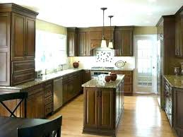 Brown painted kitchen cabinets Silver Brown Kitchen Cabinets Brown Painted Kitchen Cabinets Brown Painted Kitchen Cabinets Photo Dark With Stainless Brown Kitchen Cabinets Umelavinfo Brown Kitchen Cabinets Wall Kitchen Cabinet In Java Dark Brown