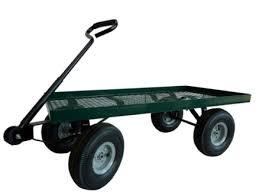 garden cart. Garden Cart With Pneumatic Tires - Reviews
