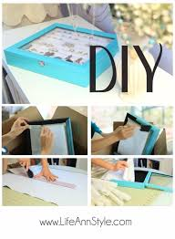 diy jewelry storage diy tiffany co inspired jewelry box do it yourself crafts and