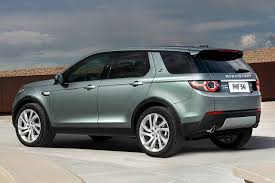Land Rover Discovery Review & Ratings: Design, Features ...