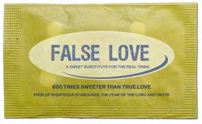 The Great Love Deception A FalseLove Movement Is On The Rise Awesome Love Deception