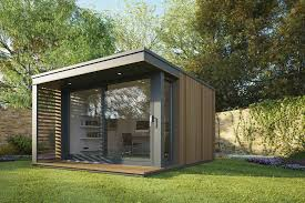 garden office pods. these popup modular pods can add a garden studio or offgrid escape just about anywhere pod space u2013 inhabitat green design innovation architecture office d