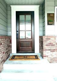 exciting wood exterior doors with glass exterior wood doors with glass front door glass panels exterior