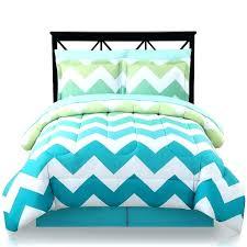 blue chevron bedding set chevron comforter the big one chevron bed set comforter sheets shams skirt