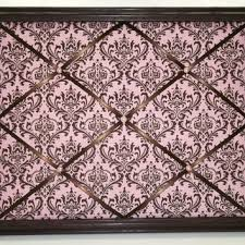 Damask Memo Board Shop Fabric Memo Board on Wanelo 14